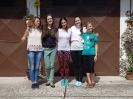 Naše študentky - absolventky, máj 2017 Nitra